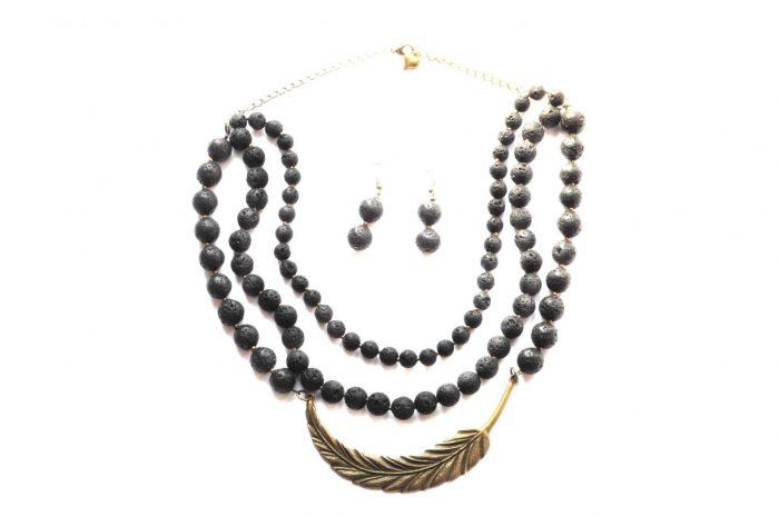 Lili Collection Volcano Jewellery